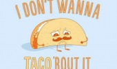sad taco funny comic pic picture lol