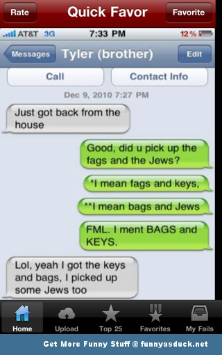 apple iPhone auto correct funny pic picture lol