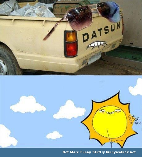 dat sun meme funny pic picture lol