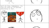 fart rage comic funny pic picture lol