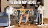 big fan meme funny pic picture lol