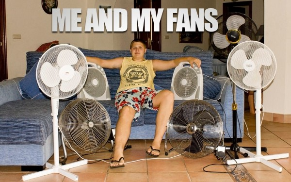 big fan meme funny pic picture lol