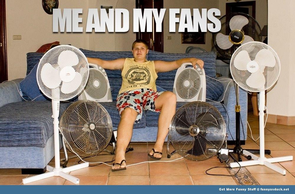 He Has A Lot Of Big Fans