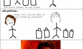 anikan skywalker rage comic funny pic picture lol