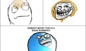 bank rage comic comics funny pics pictures pic picture image photo images photos lol meme
