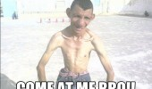 come at me bro meme funny pic picture lol ugly