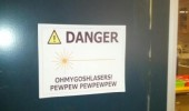 science lasers funny pic pictures lol