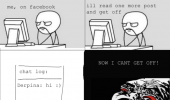 facebook rage comic meme funny pic pictures lol