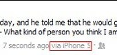 facebook fail iPhone apple funny pic picture lol