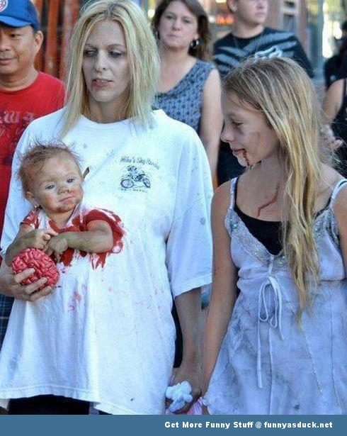 zombie baby costume funny pics pictures pic picture image photo images photos lol