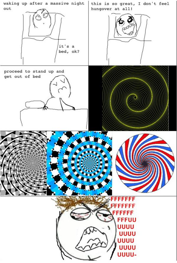 hangover rage comic meme funny pic picture lol