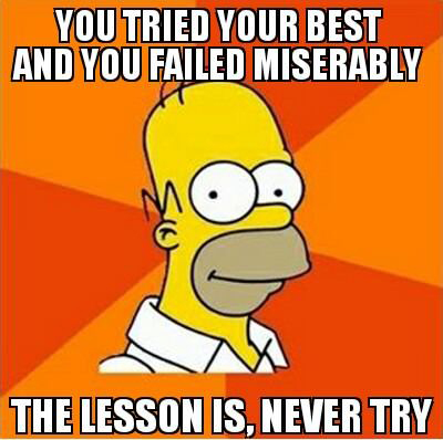 homer the simpsons meme funny pic picture lol