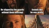 thor the avengers loki funny pic pictures pun lol meme