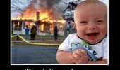 baby kid house fire meme funny pics pictures pic picture image photo images photos lol