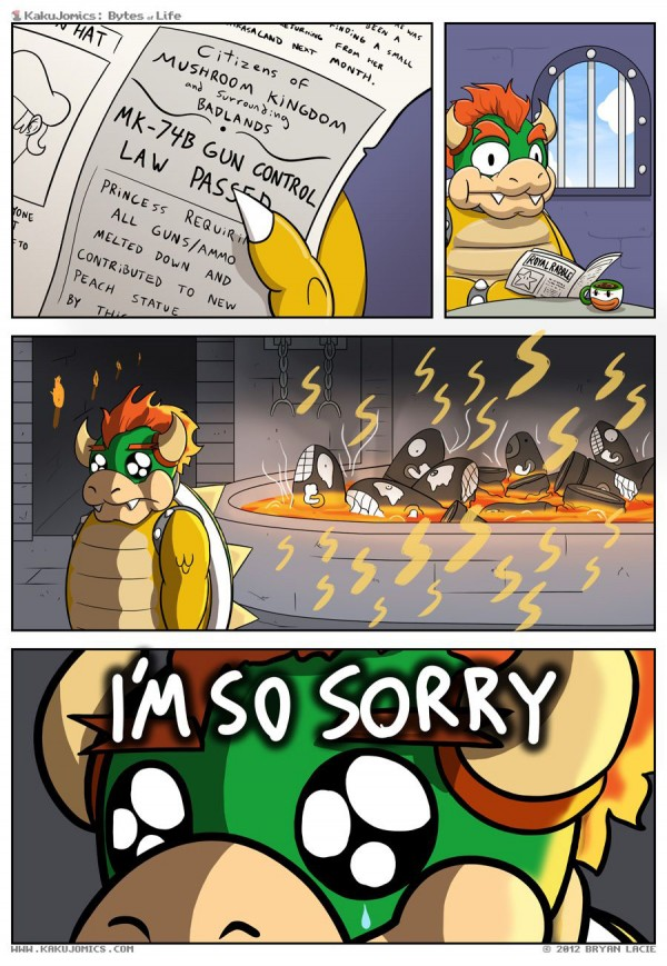 bowser gaming mario comic retro funny pics pictures pic picture image photo images photos lol