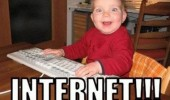 baby internet pc computer funny pics pictures pic picture image photo images photos lol