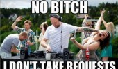 dj no requests funny pics pictures pic picture image photo images photos lol
