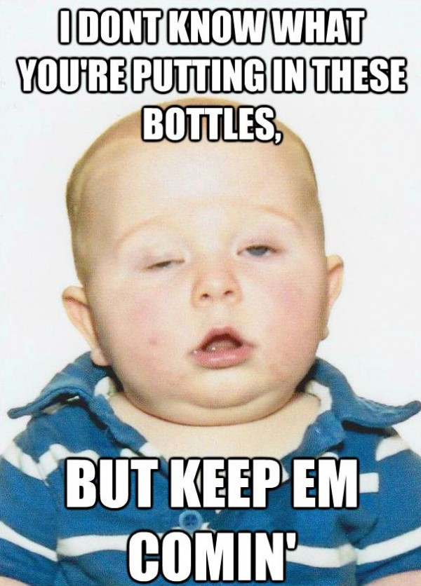 drunk baby meme kid funny pics pictures pic picture image photo images photos lol