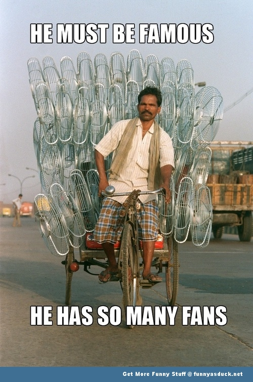 a lot of fans meme bike funny pics pictures pic picture image photo images photos lol