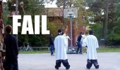 gangster fail basketball funny pics pictures pic picture image photo images photos lol