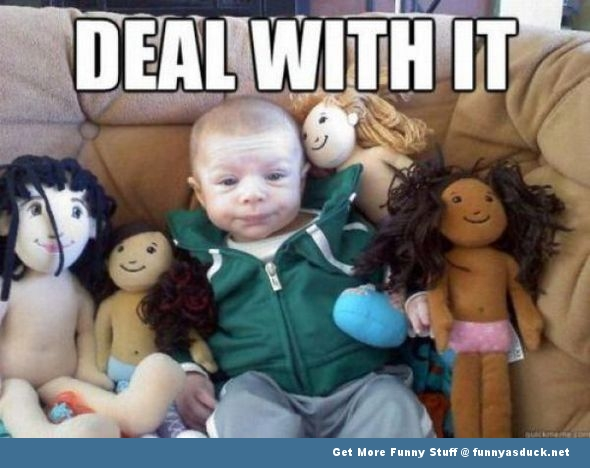 baby kid dolls funny pics pictures pic picture image photo images photos lol meme