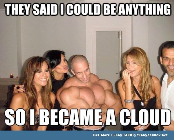 body building meme cloud funny pics pictures pic picture image photo images photos lol