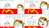 rage comics meme mcdonalds  funny pics pictures pic picture image photo images photos lol