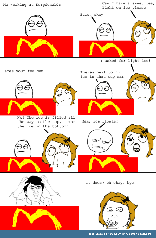 Pin Mcdonalds Meme on Pinterest