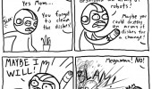 mega man mom comic funny pics pictures pic picture image photo images photos lol