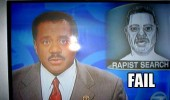 news reporter fail rapist funny pics pictures pic picture image photo images photos lol
