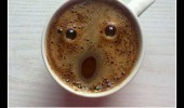 coffee shocked morning funny pics pictures pic picture image photo images photos lol