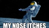 spaceman nasa moon Apollo funny pics pictures pic picture image photo images photos lol