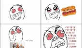 subway meatball rage comic funny pics pictures pic picture image photo images photos lol