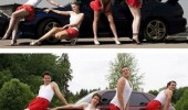boys vs girls car advert funny pics pictures pic picture image photo images photos lol