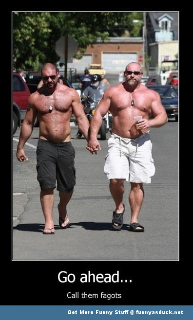 tough guys call them faggots funny pics pictures pic picture image photo images photos lol