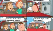 family guy peter griffen tv kids meal funny pics pictures pic picture image photo images photos lol