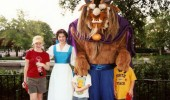 beauty beast disneyland  say cheese kids funny pics pictures pic picture image photo images photos lol