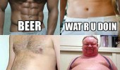 beer stahp stop belly fat guy funny pics pictures pic picture image photo images photos lol