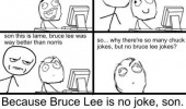 bruce lee chuck norris rage comic meme funny pics pictures pic picture image photo images photos lol
