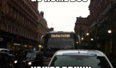 drunk bus choo train funny pics pictures pic picture image photo images photos lol