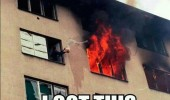 chill got this bucket fire building funny pics pictures pic picture image photo images photos lol