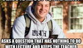college freshman meme teacher funny pics pictures pic picture image photo images photos lol