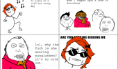 rage comic meme douchebag sunglasses funny pics pictures pic picture image photo images photos lol