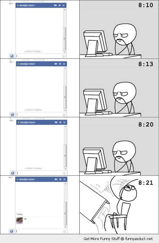 facebook chat rage comic meme hi funny pics pictures pic picture image photo images photos lol