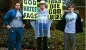 god hates fags he's gay protest god christian funny pics pictures pic picture image photo images photos lol