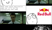 fight club felix baumgarter rage comic red bull funny pics pictures pic picture image photo images photos lol