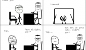 first job rage comic meme funny pics pictures pic picture image photo images photos lol