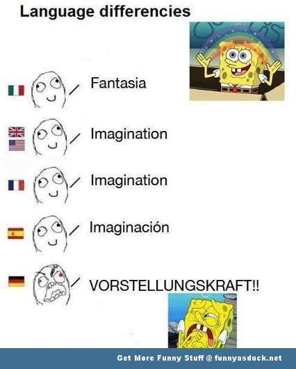 spongebob rage comic language differences funny pics pictures pic picture image photo images photos lol