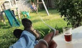 parenting win fail lazy kid swing string funny pics pictures pic picture image photo images photos lol
