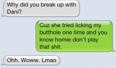 wrong number butthole sms text iphone funny pics pictures pic picture image photo images photos lol